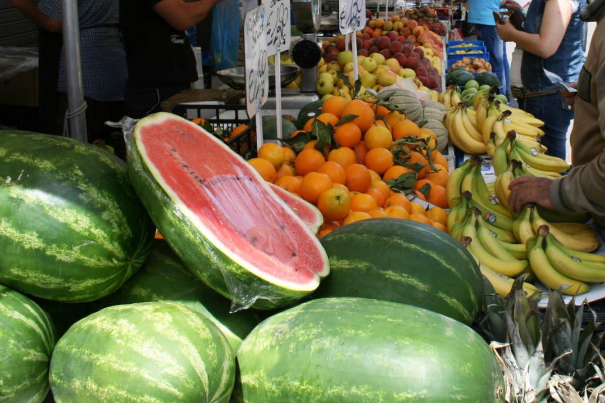 Market day in Aberobello