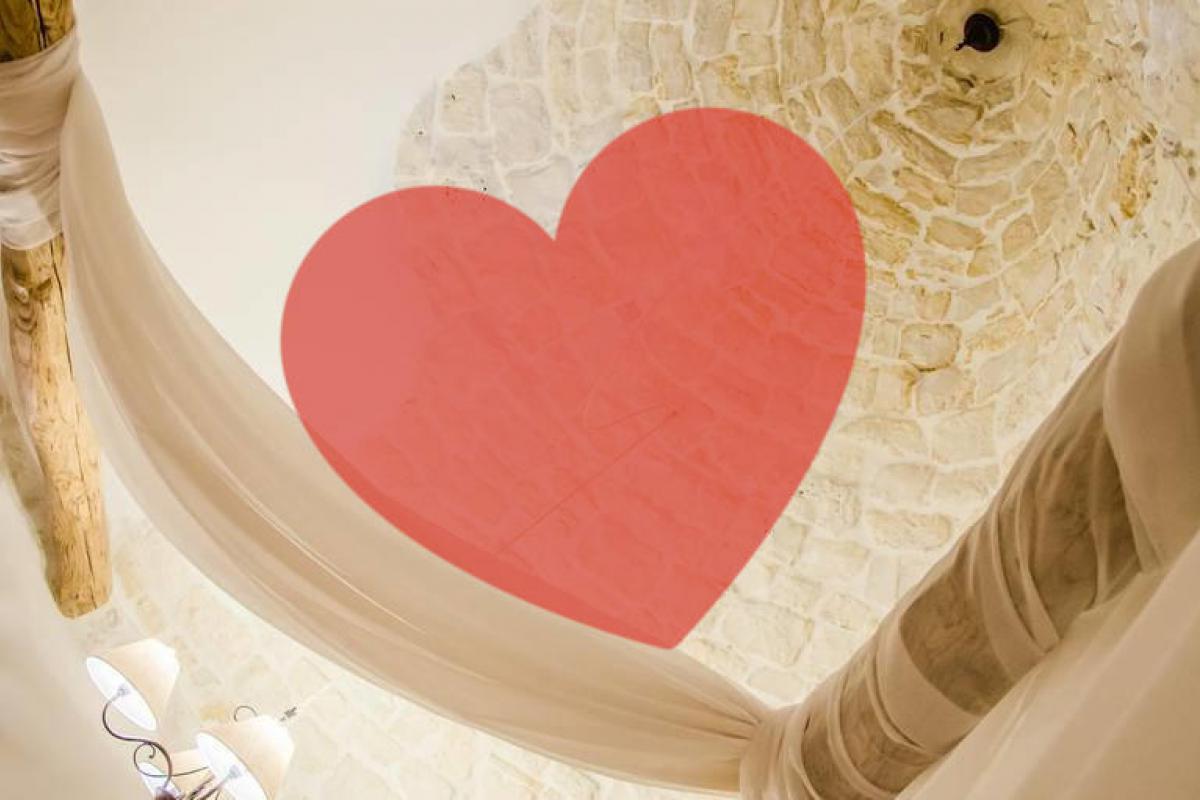 Saint Valentine's Day in Alberobello
