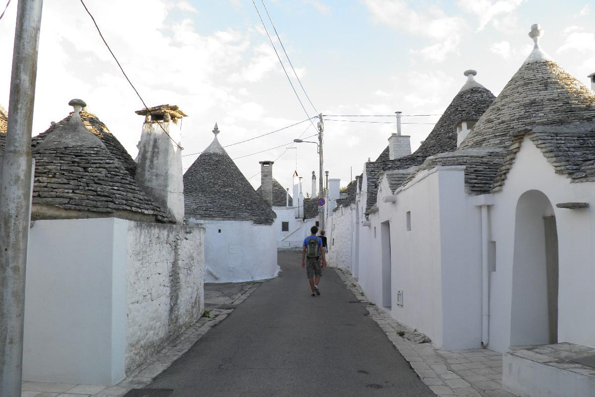 Easter Monday in Alberobello