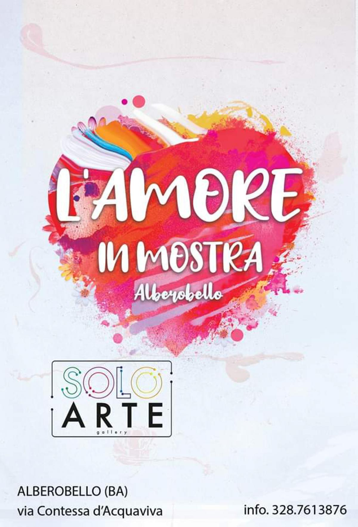 L'amore in Mostra