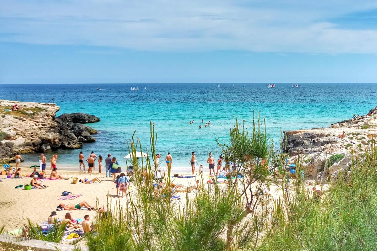 Da Alberobello al mare: 4 magnifiche spiagge facilmente raggiungibili se soggiorni in un trullo.
