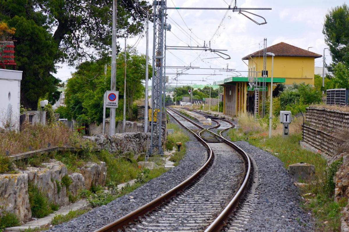 Stazione ferroviaria di Alberobello