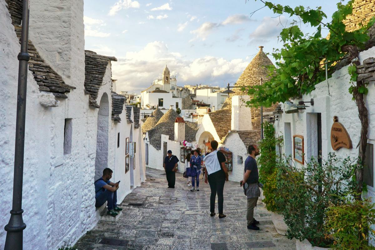 What to see in Alberobello in one day
