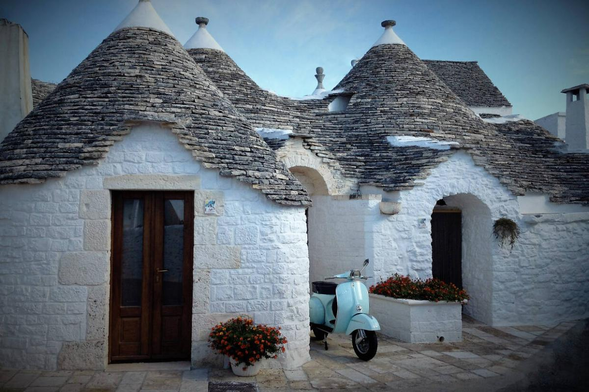 Trulli Holiday - Widespread Hotel