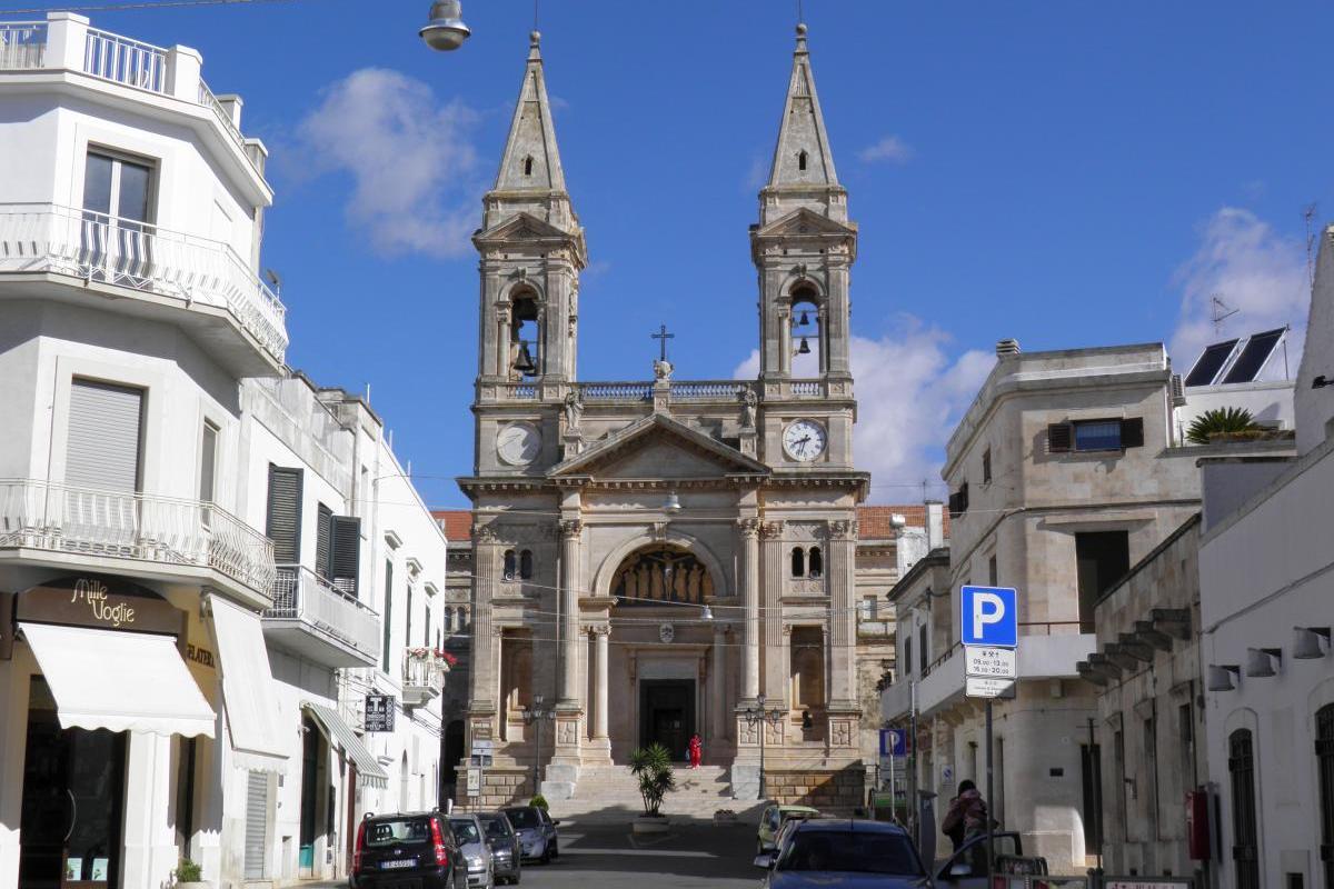 Basilica Santi medici