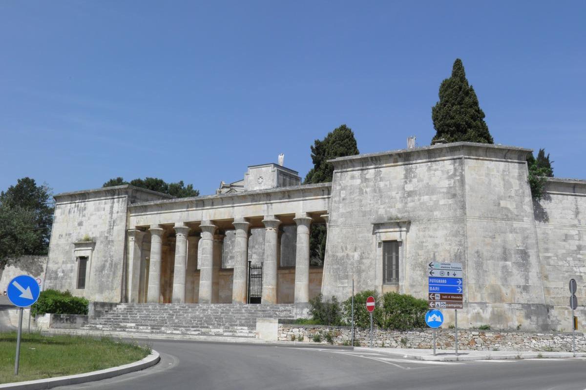Monumental Cemetery Alberobello
