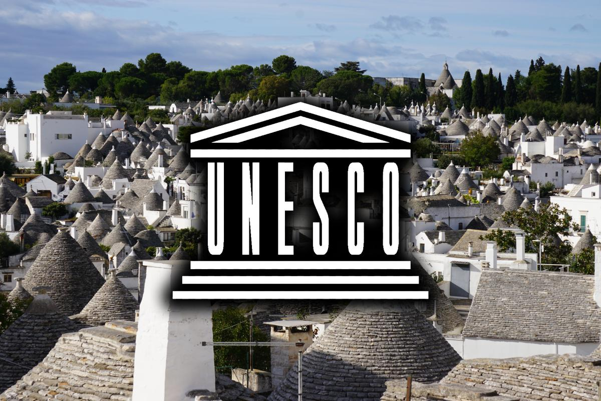 I trulli di Alberobello sito UNESCO