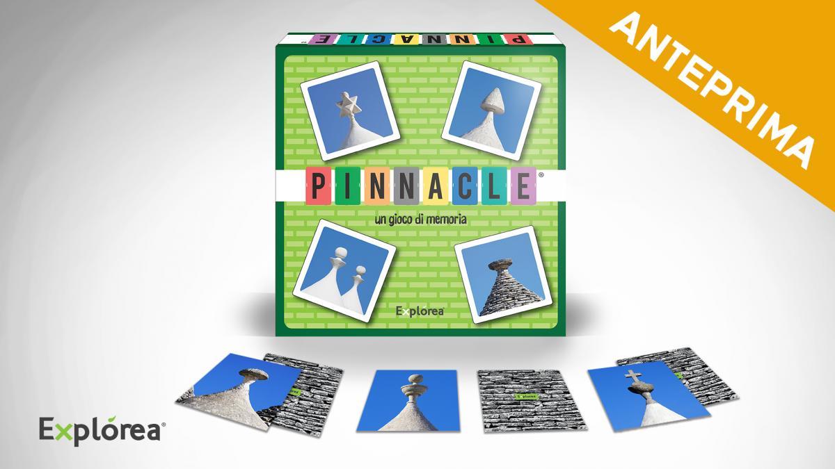 Pinnacle - un gioco di memoria